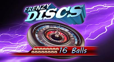 Frenzy Discs: 16 Balls