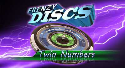 Frenzy Discs: Twin Numbers