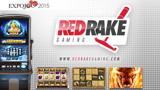 Red Rake will present its online games at EXPOJOC
