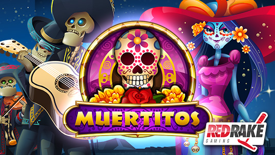 Muertitos, new Video Bingo on Red Rake