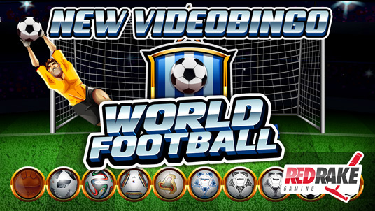 """World Football"", a new release on Red Rake with new additions"