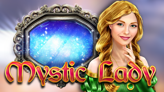 Mystic Lady, new Video Slot on Red Rake Gaming