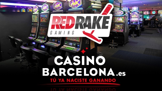 Casino Barcelona online reaches an agreement with Red Rake Gaming