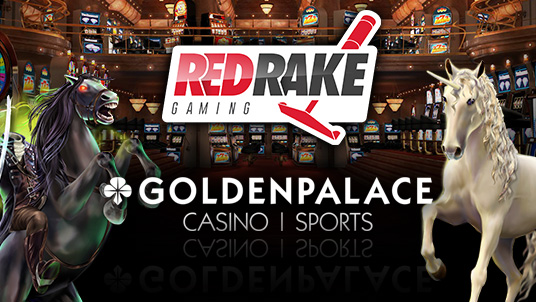 Red Rake bolsters its presence in Belgium with Golden Palace
