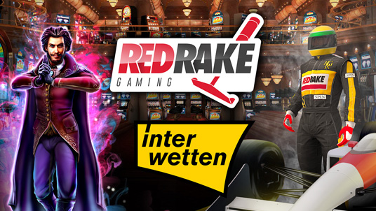 Red Rake Gaming signs a new agreement with Interwetten