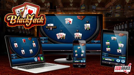 Red Rake Gaming is back with BlackJack