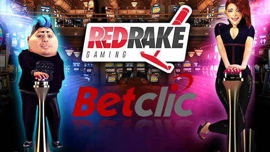Betclic launch the full Red Rake Gaming's portfolio