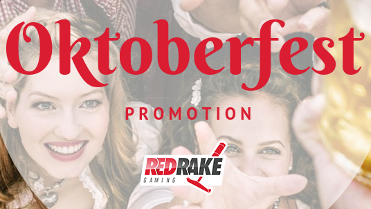 Send your players to Oktoberfest with Red Rake Gaming!