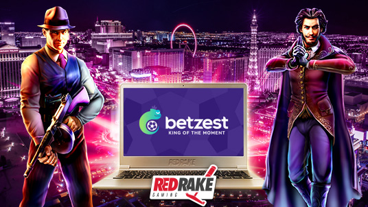 Operator Betzest goes live with Red Rake Gaming