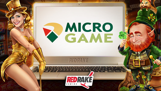 RRG continues its expansion in Italy with Microgame