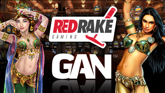 GAN bolsters its content offering with Red Rake Gaming deal