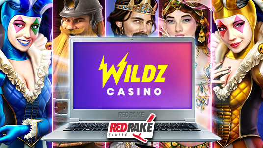 Red Rake Gaming releases on Wildz Online Casino