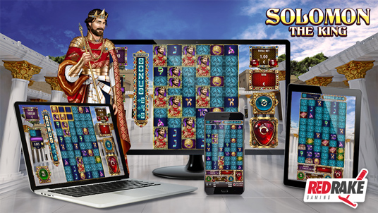 New Release! Solomon the King
