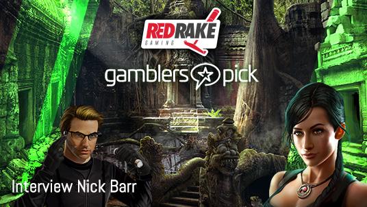 Gamblers Pick interviews Nick Barr