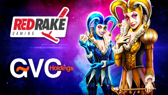 Red Rake Gaming enters partnership with GVC Holdings PLC.