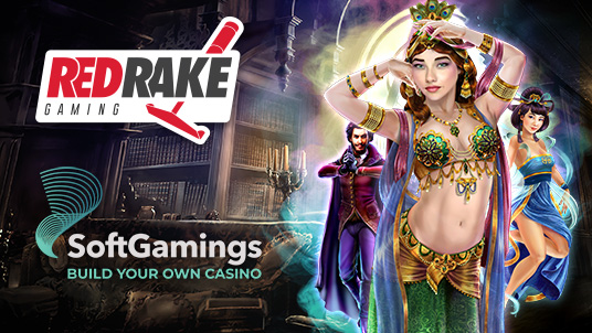 Red Rake signs distribution agreement with SoftGamings