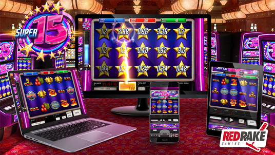 RRG launch the long-awaited video slot Super 15 Stars