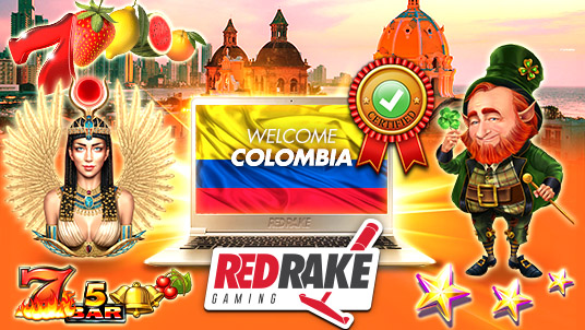 Red Rake Gaming enters the regulated market in Colombia