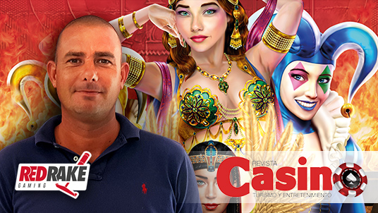 Revista Casino Peru interviews Nick Barr
