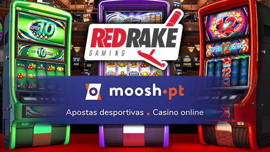 Red Rake Gaming partners with Moosh.pt