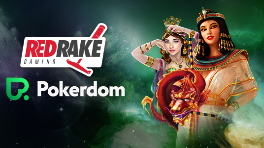 Red Rake Gaming partners with Pokerdom