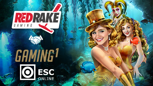 Red Rake Partners with Gaming1 (ESC Online Portugal)