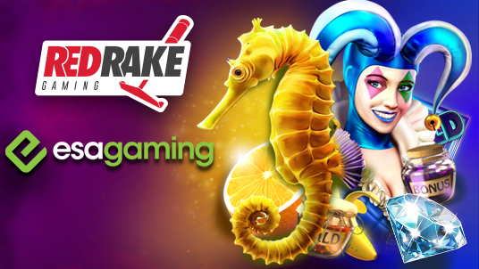 Red Rake Gaming partners with ESA Gaming