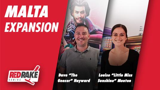 Red Rake Gaming continue its Malta expansion