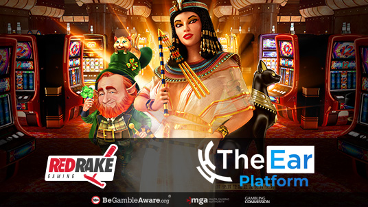 Red Rake Gaming partners with The Ear Platform