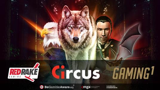 Red Rake Gaming partners with Belgium's Circus Casino
