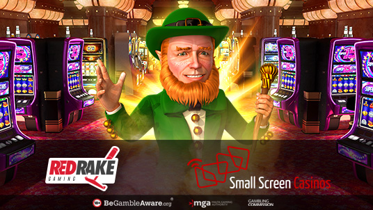 RRG continues growth in UK with Small Screen Casinos