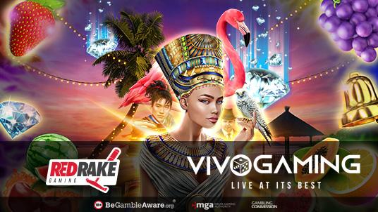 Vivo Gaming strikes Red Rake Gaming deal