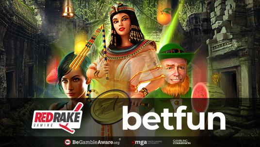 Red Rake Gaming enters Argentina with Betfun