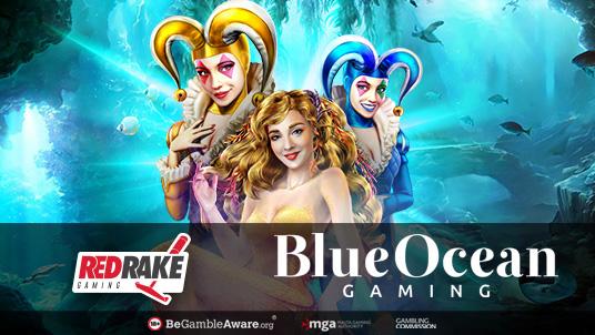 Red Rake joins ever-growing BlueOcean gaming's GameHub