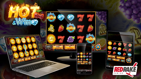 Red Rake Gaming releases Hot and Win