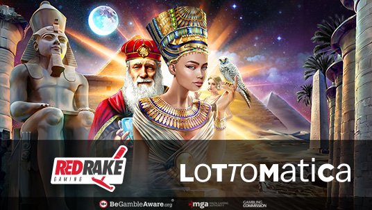 Red Rake Gaming partners with Italian powerhouse Lottomatica