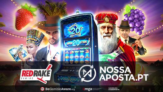 Red Rake Gaming partners with Nossa Aposta