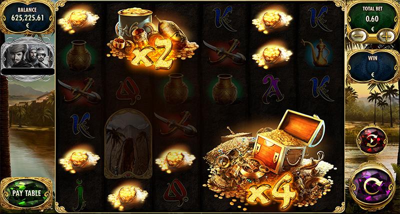 Gold Symbols Fusion