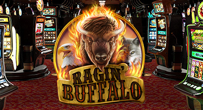 Ragin´ buffalo