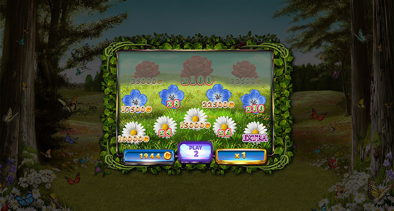 Flowers Minigame