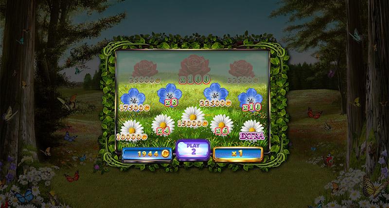 Flowers Minigame