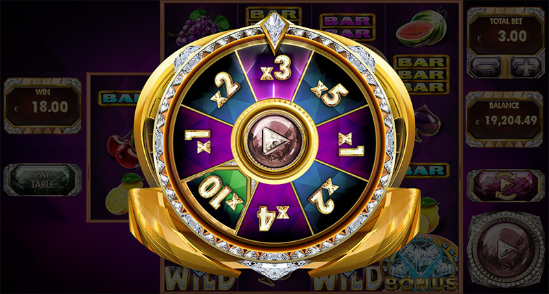 Roulette in the Free Spins Feature