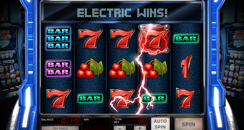 Spiele Electric Sevens - Video Slots Online