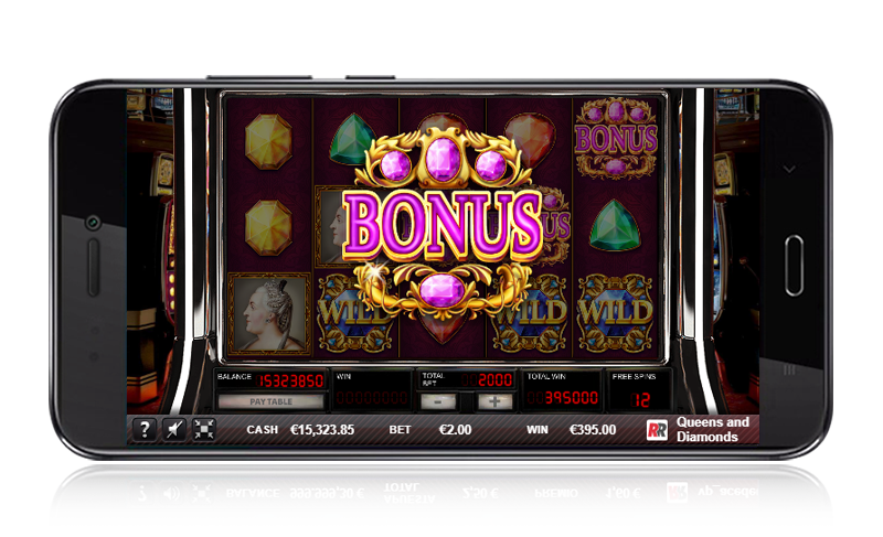Spiele Queens & Diamonds - Video Slots Online