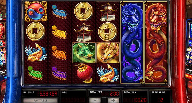 Spiele Red Dragon Wild - Video Slots Online
