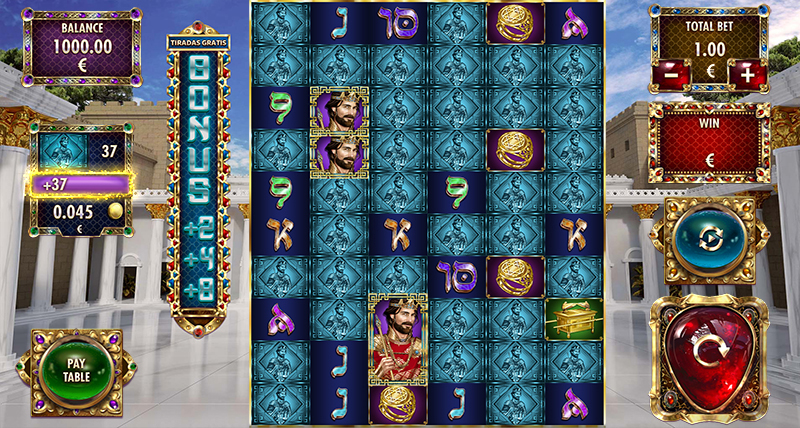 Solomon Mini Game Accumulator