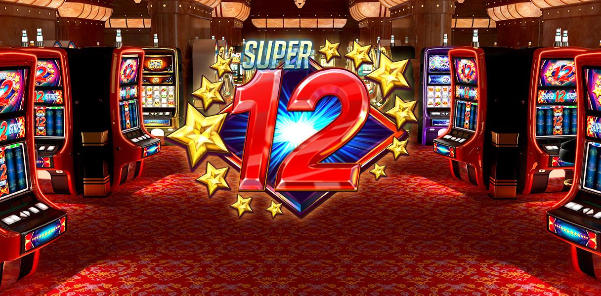 Super 12 Stars Red Rake Gaming Games Slots