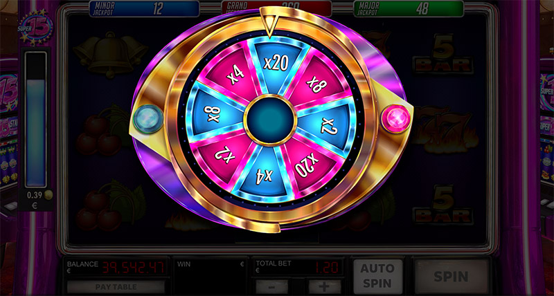 Frenzy' Roulette Minigame