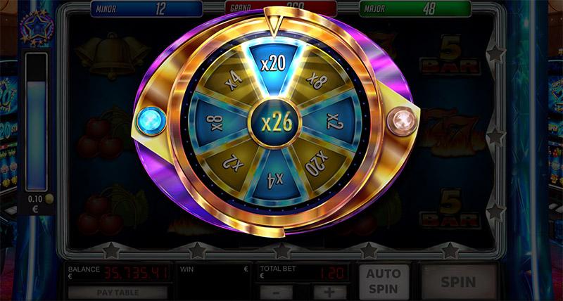 Frenzy' Wheel Minigame