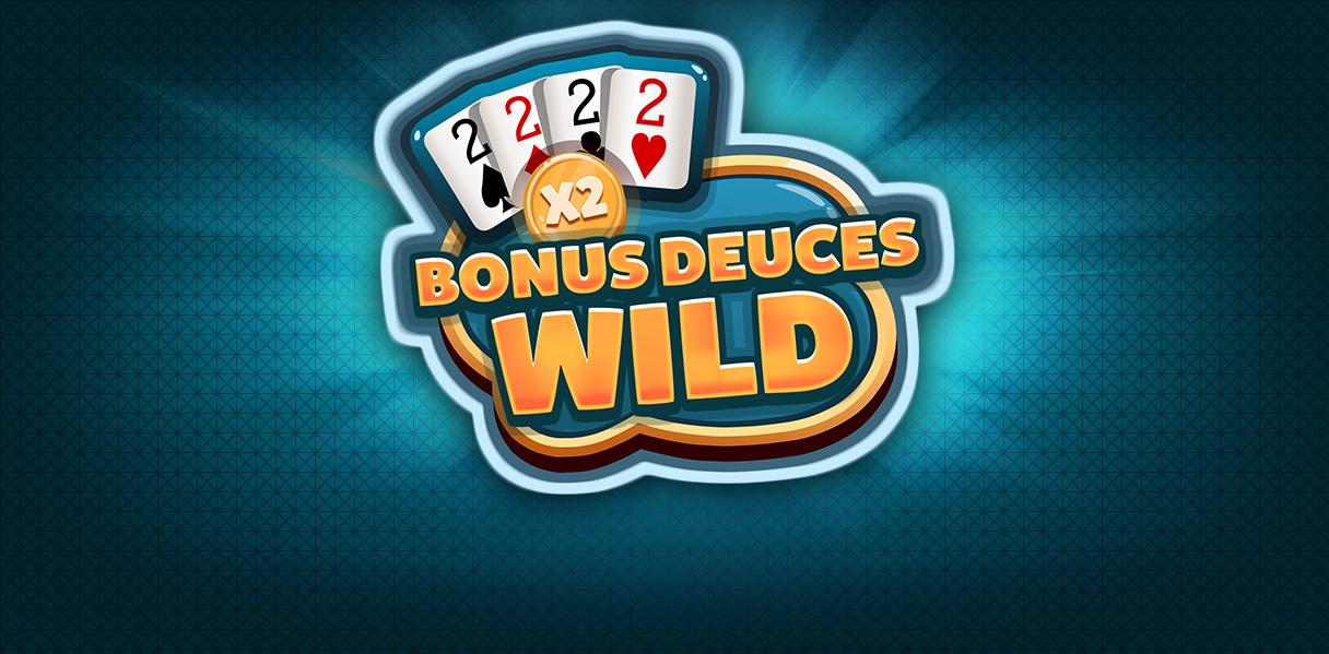 Spiele Bonus Deuces Wild (Red Rake Gaming) - Video Slots Online